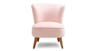 Ella Plain Accent Chair