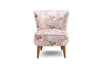 Pattern Accent Chair Ella