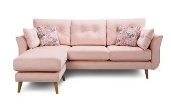4 Seater Lounger Sofa