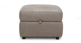 Ellis Fabric Storage Footstool
