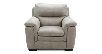 Elm Fabric Armchair