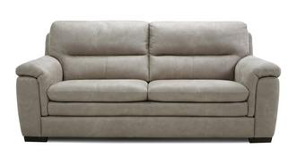 Elm Fabric 3 Seater Sofa