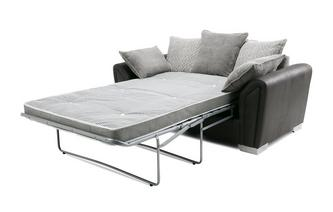 Pillow Back 2 Seater Deluxe Sofa Bed