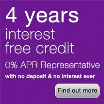 Interest Free Credit guide