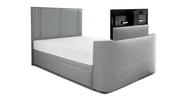 Groovy Escada Double Ottoman Tv Bedframe Cora Dfs Spain Pdpeps Interior Chair Design Pdpepsorg