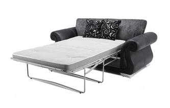 Formal Back Large 2 Seater Deluxe Sofa Bed