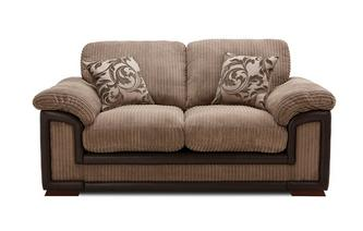 Small 2 Seater Formal Back Sofa
