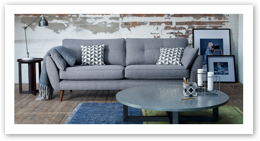 Fabric Sofas In A Range Of Styles & Colours | DFS