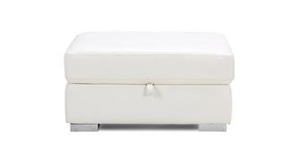 Fellini Rectangular Storage Footstool