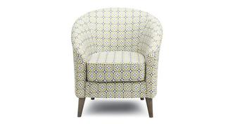 Fenton Pattern Accent Chair