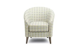 Pattern Accent Chair Fenton