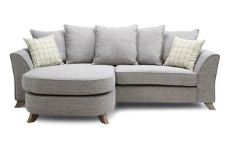 Pillow Back 4 Seater Lounger Fenton