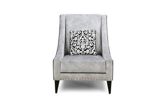 Accent Chair Ffion Plain