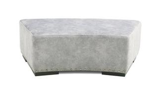 Ffion Curved Footstool