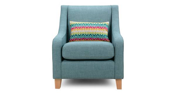 Astonishing About The Finn Accent Chair With 1 Pattern Bolster Unemploymentrelief Wooden Chair Designs For Living Room Unemploymentrelieforg