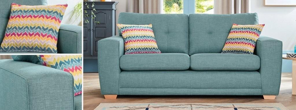 Fantastic Finn Small 2 Seater Sofa Theyellowbook Wood Chair Design Ideas Theyellowbookinfo
