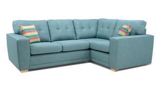 Finn Left Hand Facing 2 Seater Corner Sofa