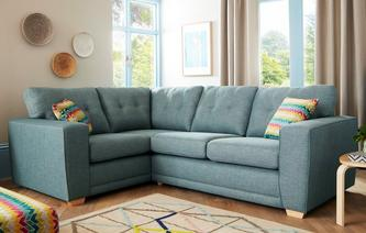Finn Right Hand Facing 2 Seater Corner Sofa Revive