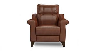 Flair Leather N Armchair