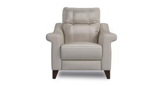 Flair Leather P Armchair