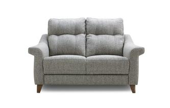 Fabric A 2 Seater Fixed Sofa Ergo Fabric A