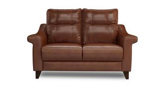 Flair Leather N 2 Seater Fixed Sofa