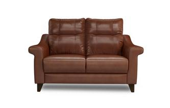 Leather N 2 Seater Fixed Sofa Ergo Leather N