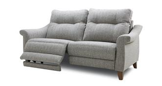 Flair Fabric A 3 Seater Power Recliner