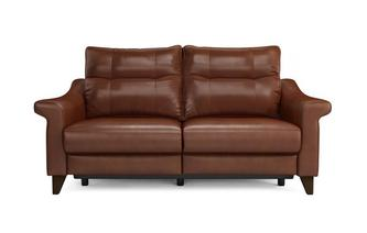 Leather N 3 Seater Power Recliner