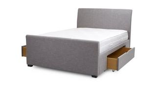 Fresh Double 2 Drawer Bedframe