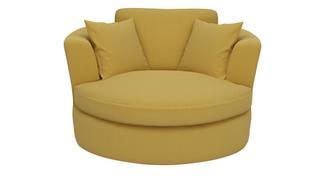 Freya Large Swivel Chair