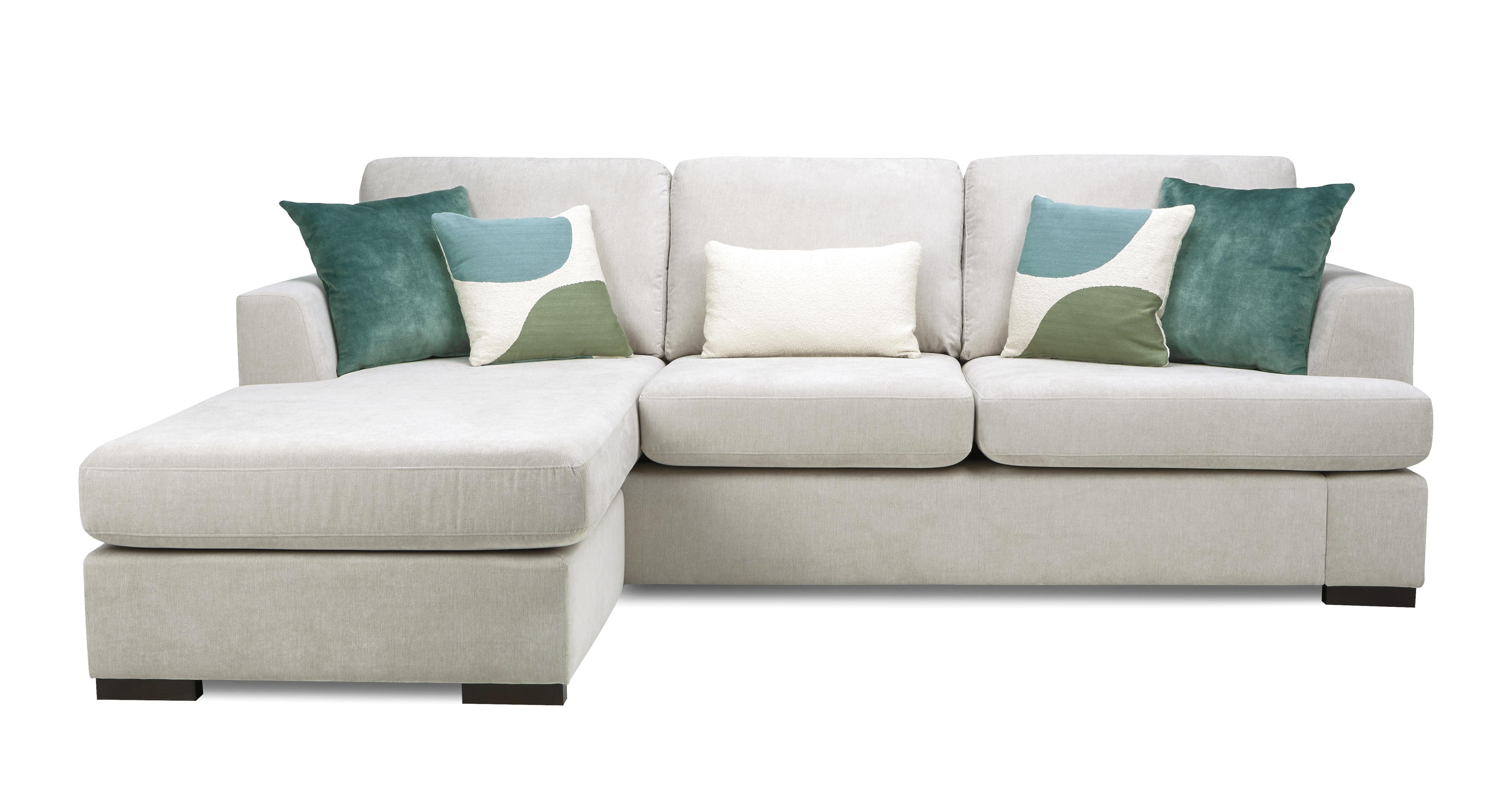 Outstanding Freya Left Hand Facing 2 Piece Lounger Machost Co Dining Chair Design Ideas Machostcouk