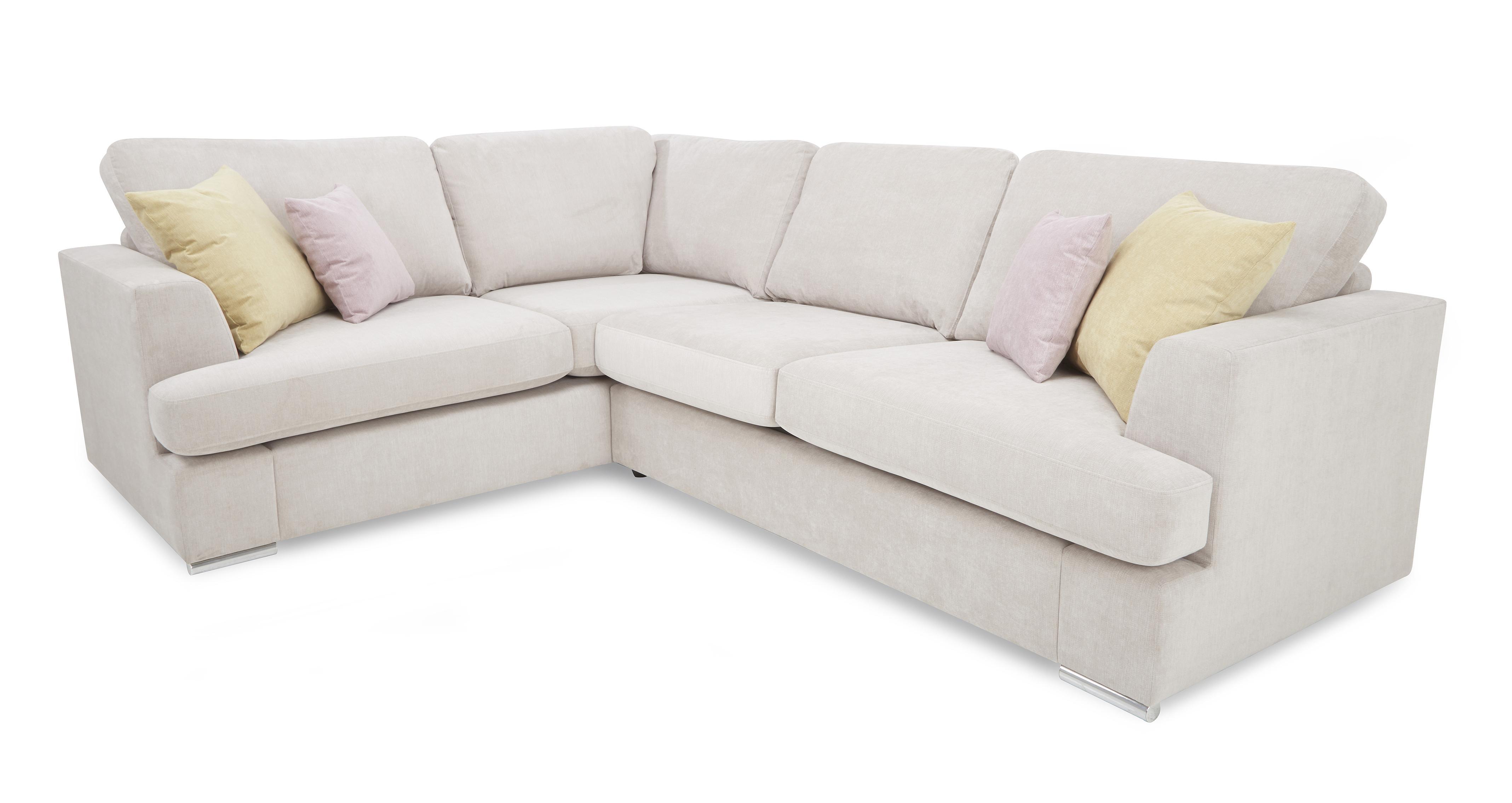 Enjoyable Freya Right Hand Facing 2 Piece Corner Sofa Dfs Spain Machost Co Dining Chair Design Ideas Machostcouk