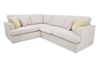 Right Hand Facing 2 Piece Corner Sofa Freya