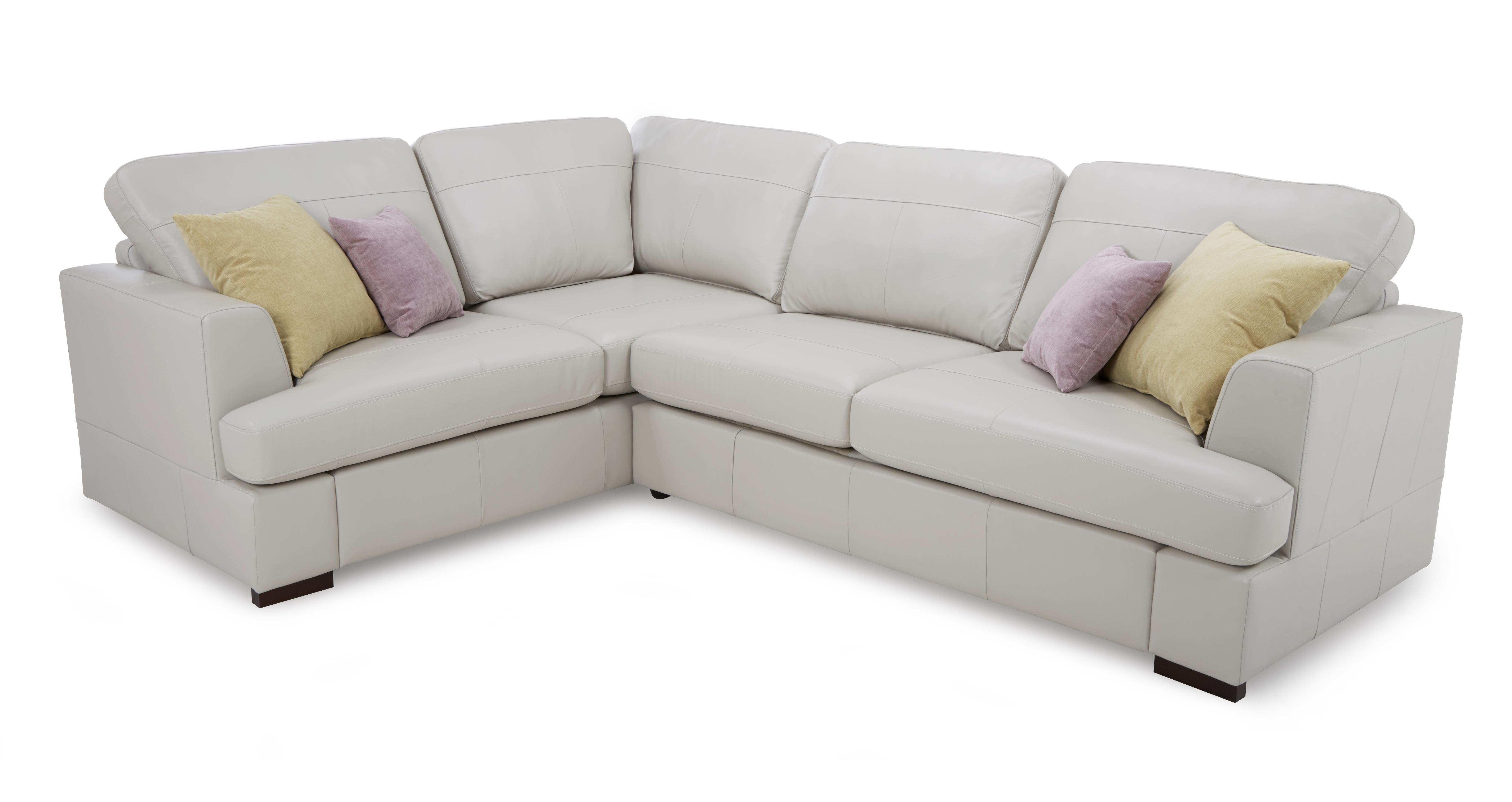 Phenomenal Freya Leather Right Hand Facing 2 Piece Corner Sofa Pdpeps Interior Chair Design Pdpepsorg