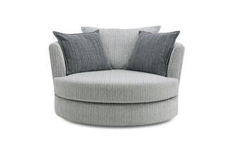 Large Swivel Chair
