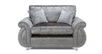 Gabriella Formal Back Cuddler Sofa