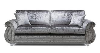 Gabriella Formal Back 4 Seater Sofa