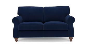 Galloway Velvet 2 Seater Sofa
