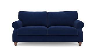Galloway Velvet 3 Seater Sofa