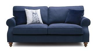 Galloway Plain 3 Seater Sofa