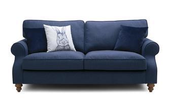 Plain 3 Seater Sofa Orkney Plain