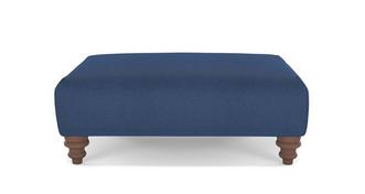 Galloway Plain Banquette Footstool