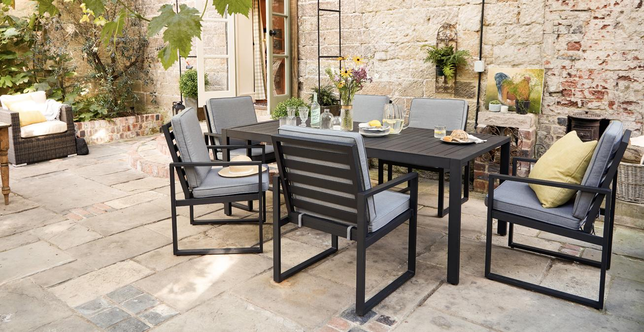 Garden Furniture For Your Outdoor Spaces Dfs