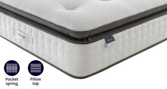 Geltex 4ft 6 Double Pocket 1000 Mattress