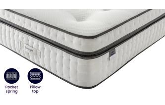5ft King Pocket 2000 Mattress Silentnight Mattress