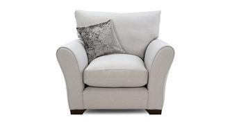 Globe Armchair