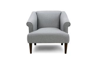 Houndstooth Accent Chair Globe