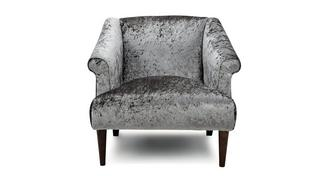 Globe Crush Accent Chair