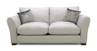 Globe Formal Back Small Sofa